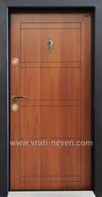 Врата Паркдор Сл-102 Металик