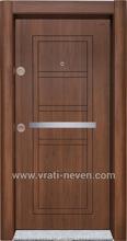 Врата Старлайф Сл-202 Металик
